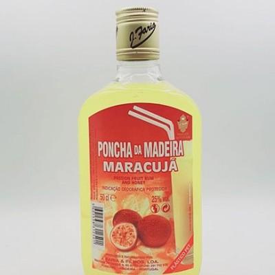 Poncha da Madeira | Maracujá 50ML