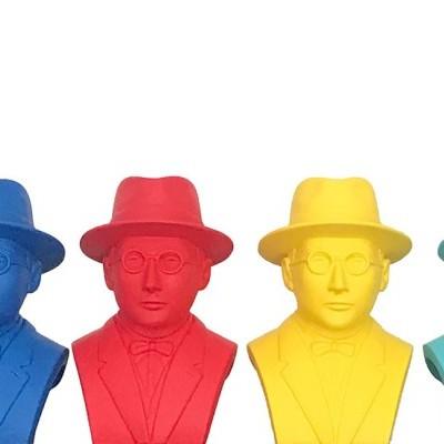 Busto Fernando Pessoa