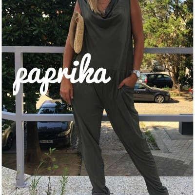 Jumpsuit Simple