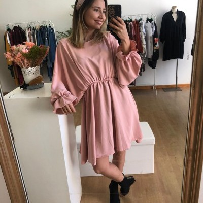 Vestido Girly