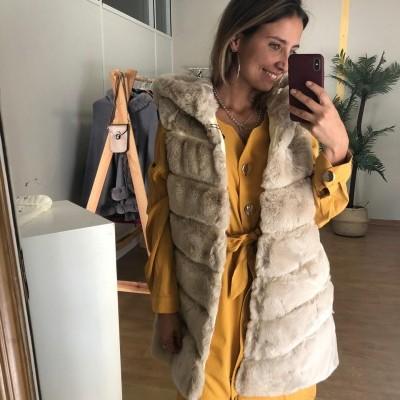 Colete Furry