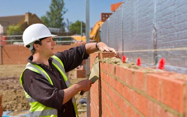 Porquê molhar o tijolo antes de aplicar?