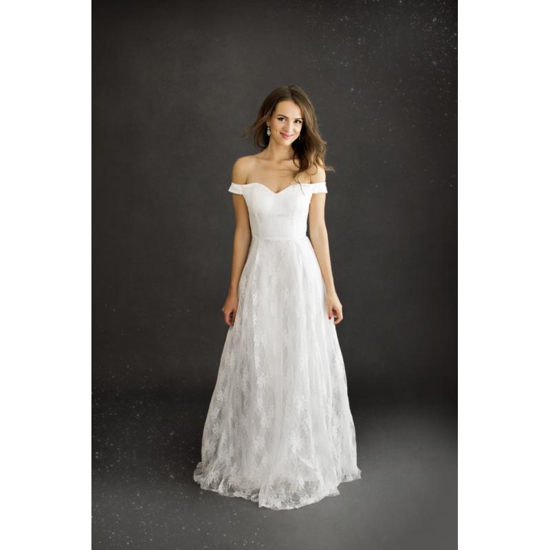 Vestido Vivian Branco
