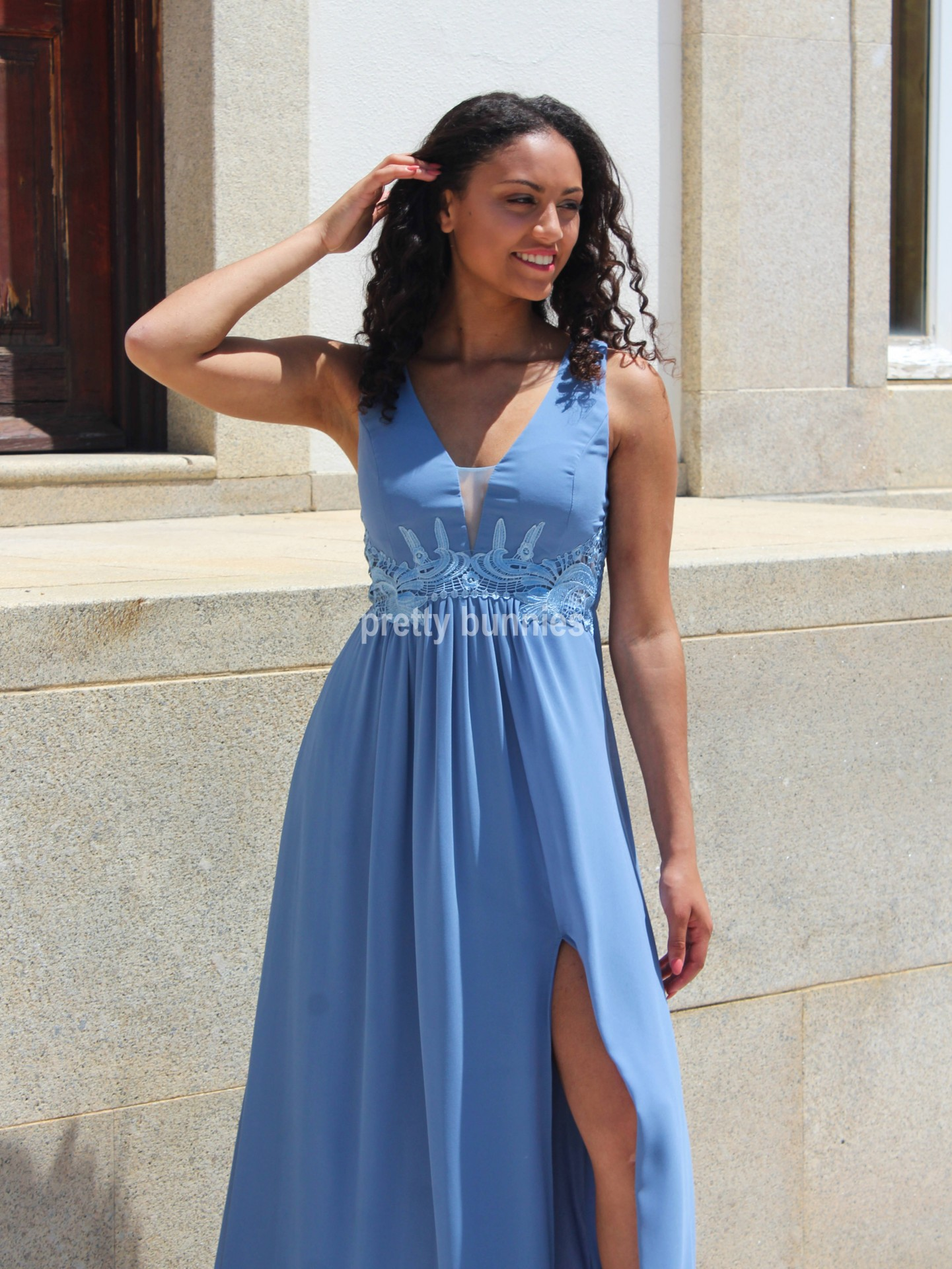 Vestido Adelaide