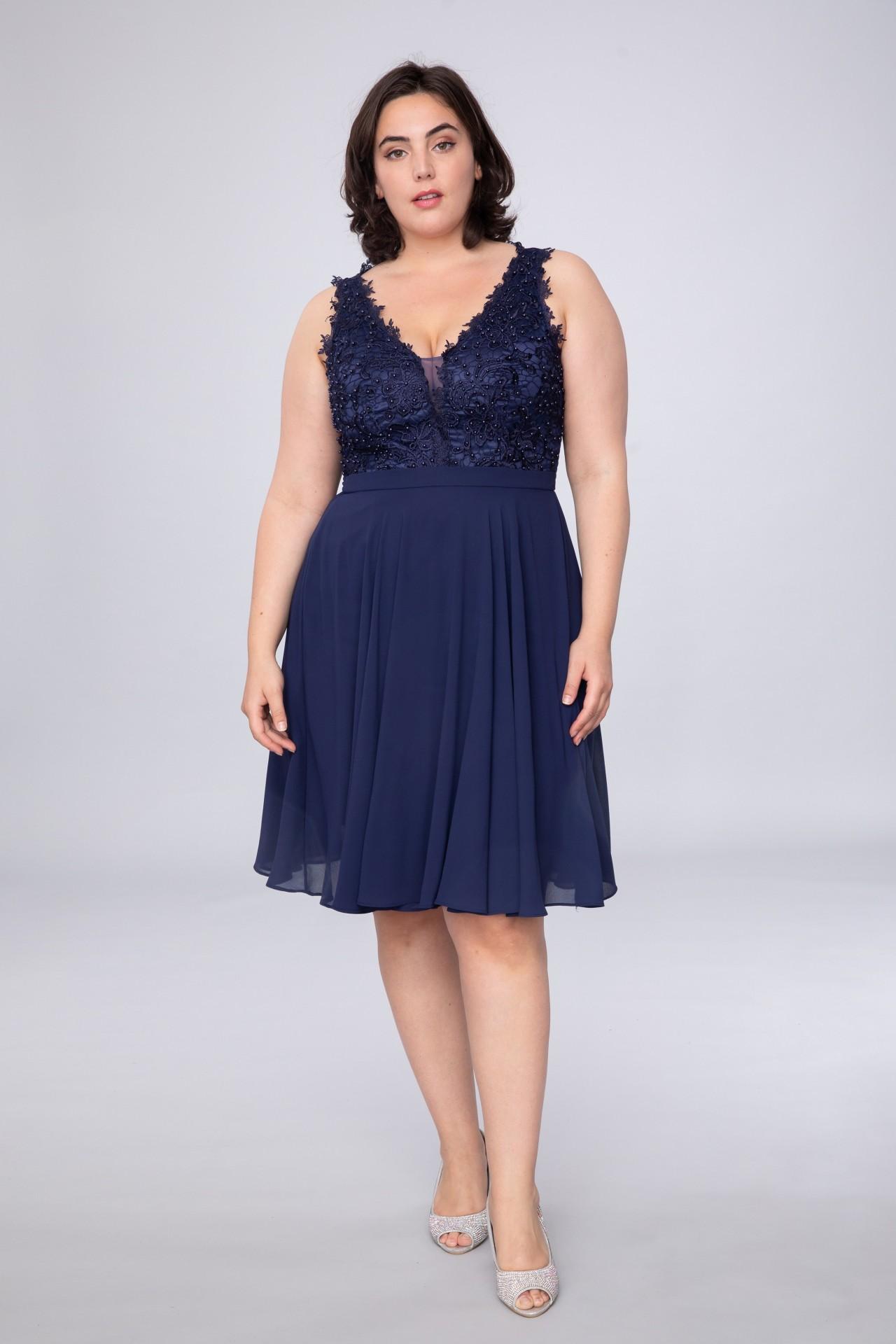 Vestido Denise Curto TG