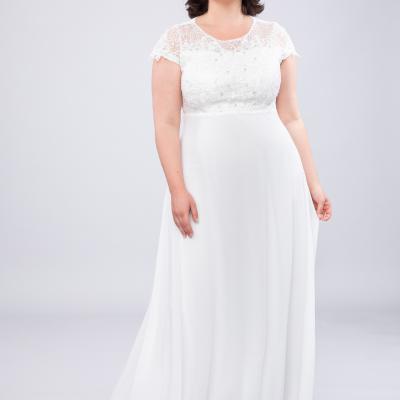 Vestido Fabiola Branco TGrande