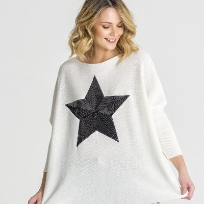 Camisola Estrela Ruga
