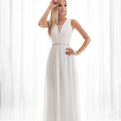 Vestido Alicia Branco