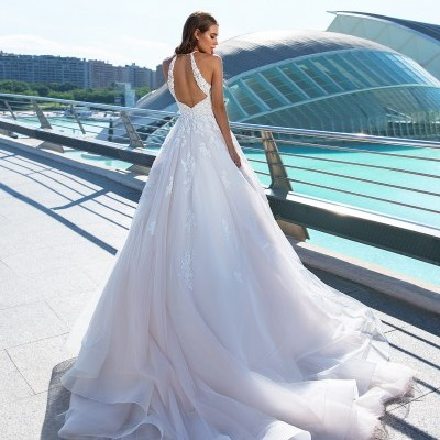 Vestido Noiva MB075