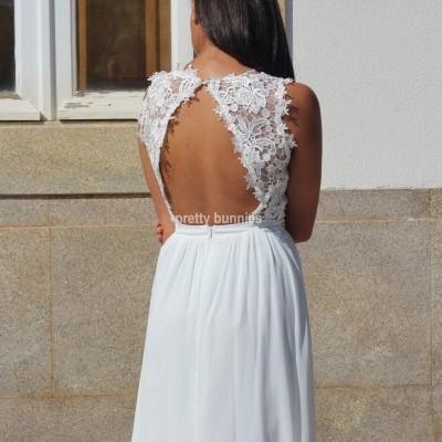 Vestido Denise Branco TGrande