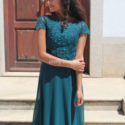 Vestido Fabiola