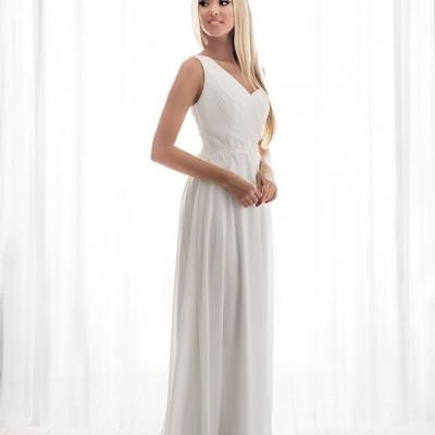 Vestido Lindsay Branco