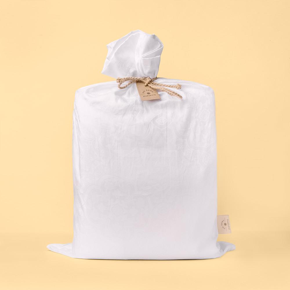 Têxteis de Cama - Azulejo Branco