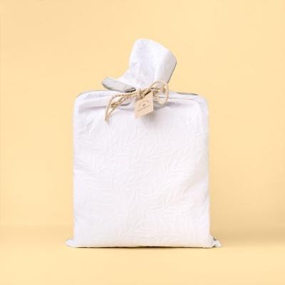 Têxteis de Cama - Flores Brancas