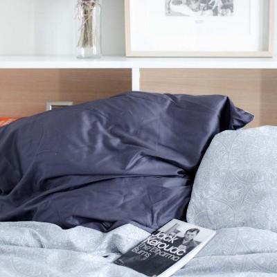 Conjunto de cama Mandala Azul