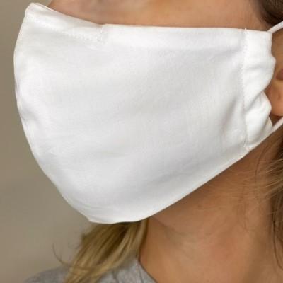 Máscara Social Branca