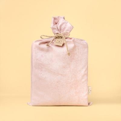 Têxteis de Cama - Rosa Mesclado