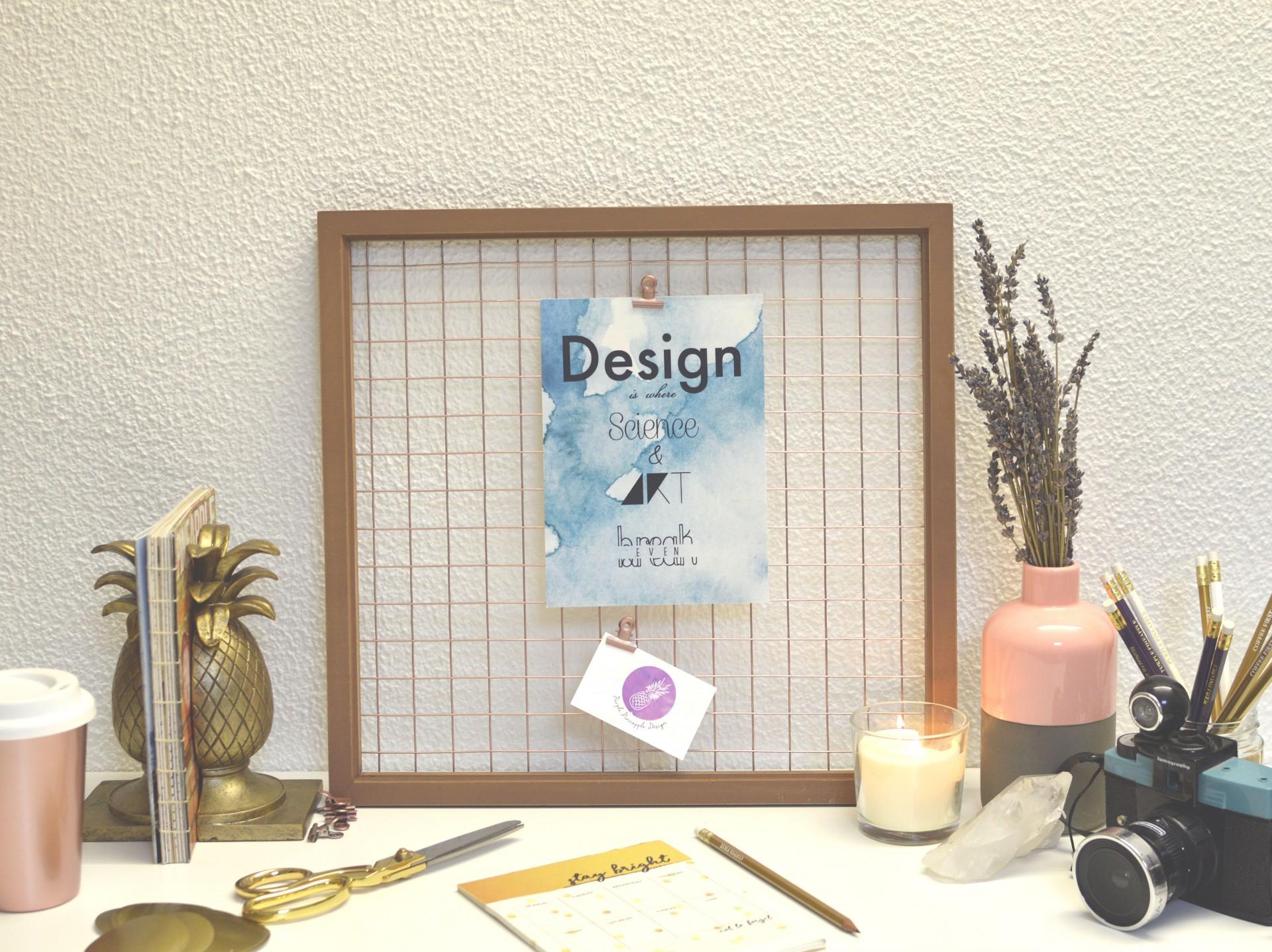 Design is where Science & Art break even