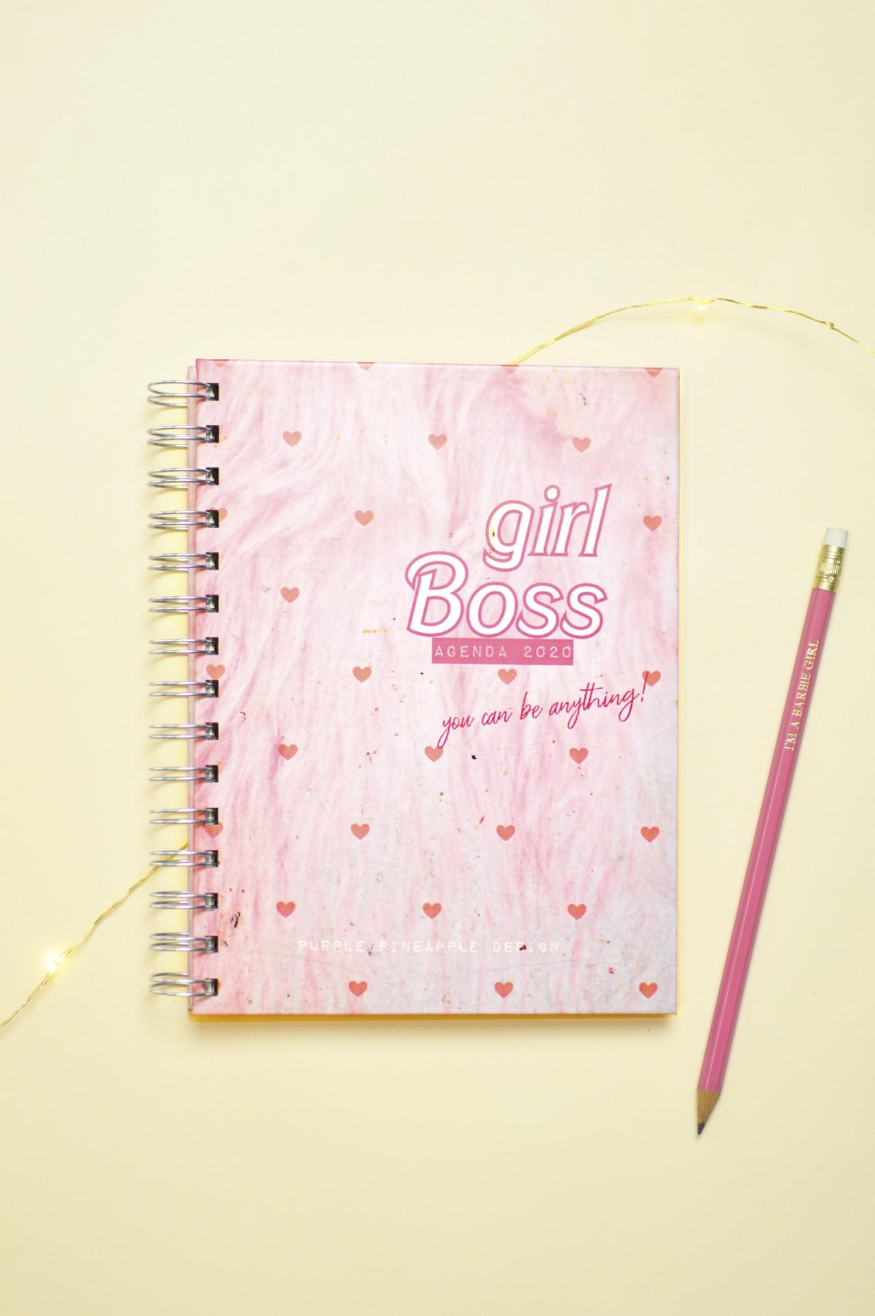 2021 ★ Agenda Girl Boss
