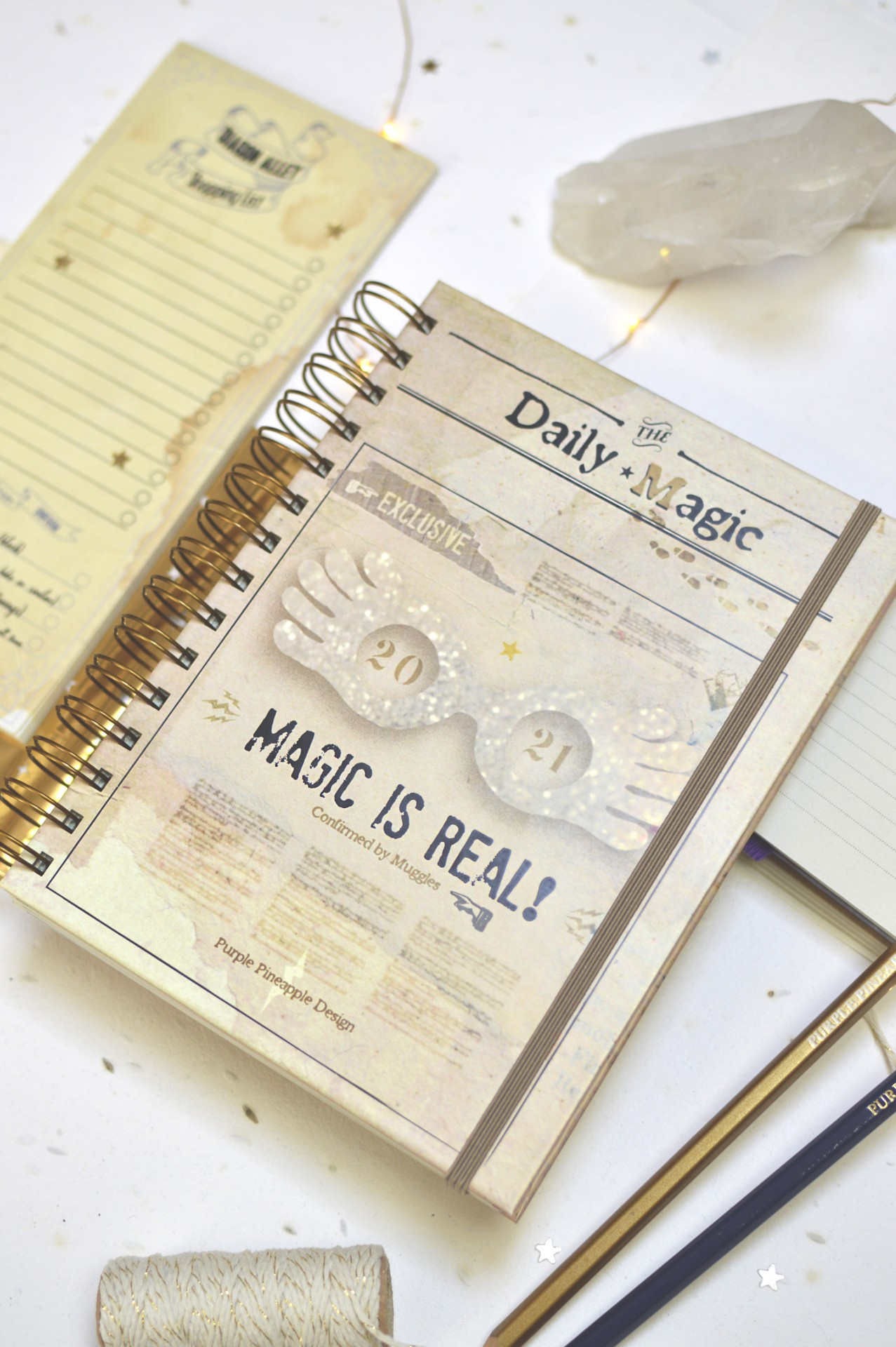 Agenda Daily Magic ★ 2020 / 2021