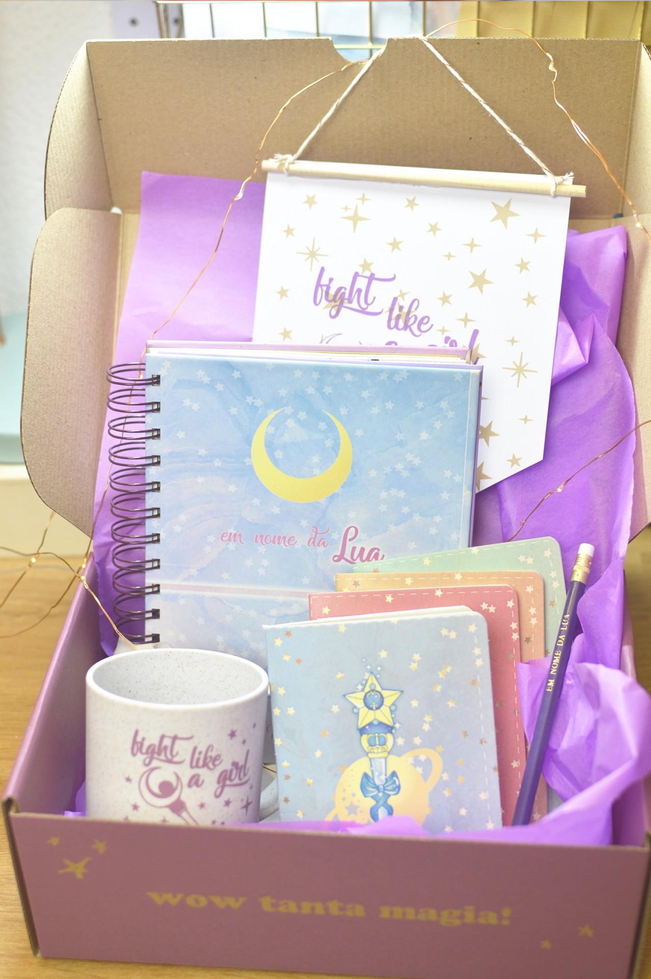 Gift Box ☾ Em nome da Lua ☽