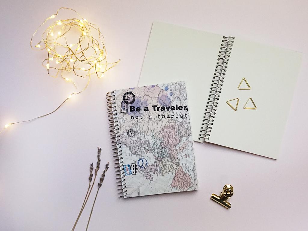 Be a Traveler not a Tourist