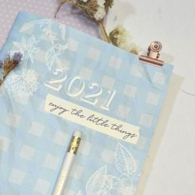 Pack  ✦ Agenda Mensal 2021 ✦