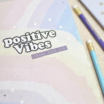 Agenda Positive Vibes ✧ 2020/2021
