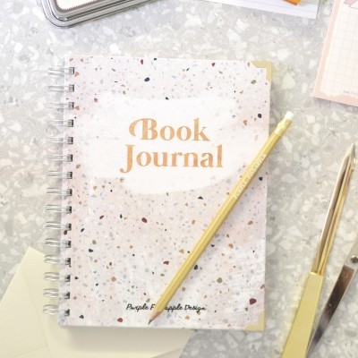 Book Journal - Caderno de Leitura