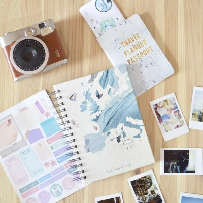 Scrapbook Dream Travel Repeat