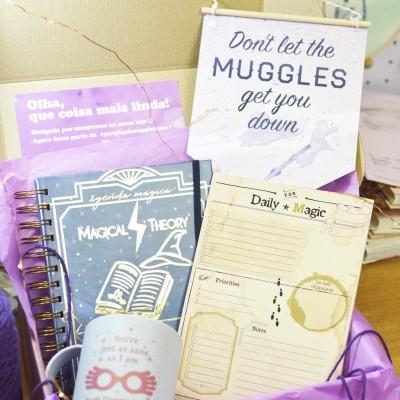 Gift Box ϟ POTTERHEAD