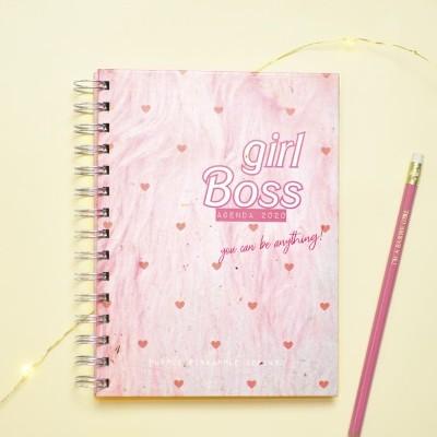 Agenda A6 Girl Boss 2020/2021