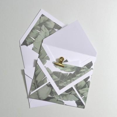 Envelope Tropical Palmeiras
