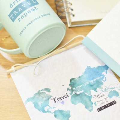 Gift Box ✈ Travel Lovers ✈
