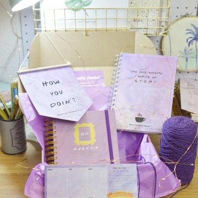 Gift Box F•R•I•E•N•D•S