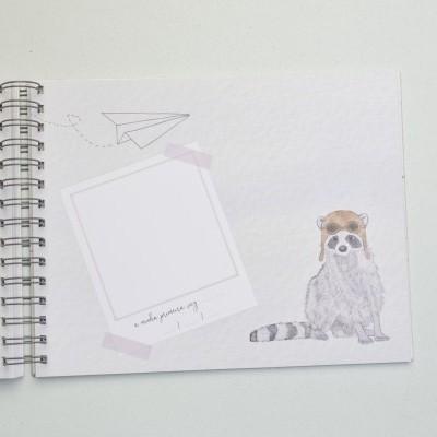 As minhas primeiras histórias - Livro de Bebé
