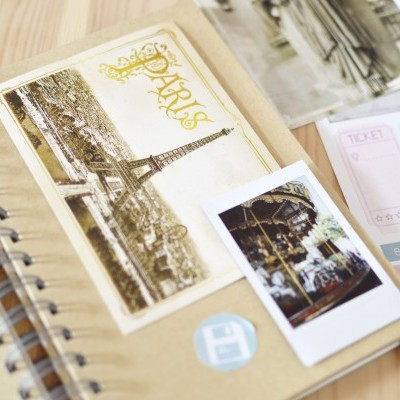 Scrapbook Dream Travel Repeat