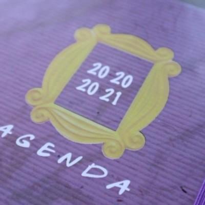2021 ★  Agenda •F•R•I•E•N•D•S•
