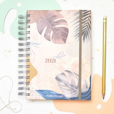 2021 ★ Agenda Tropical Terracota