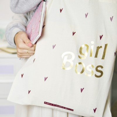 Tote Bag Girl Boss ♥