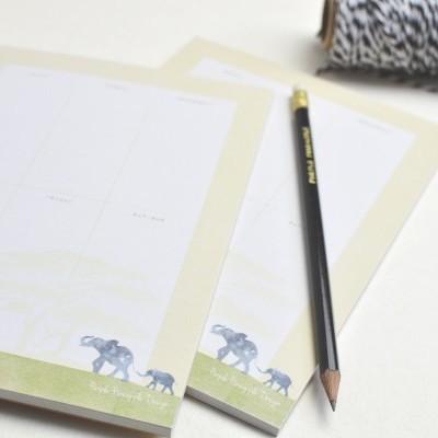 Safari Vibes Notepads
