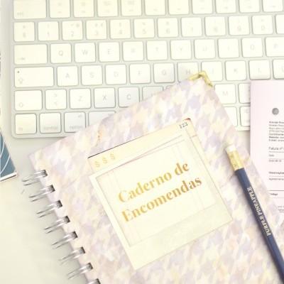 Caderno de Encomendas