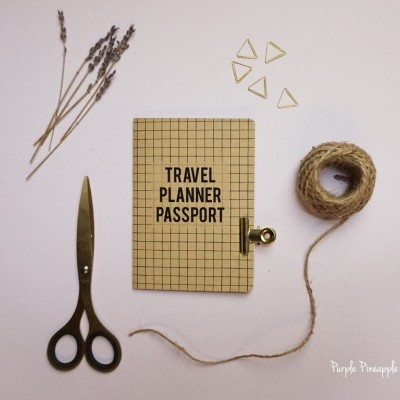 Travel Planner Passport