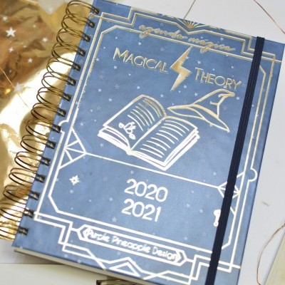 2021 ★ Agenda Magical Theory ★