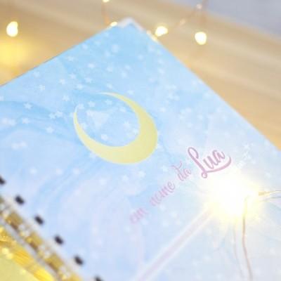 Em nome da Lua ☾ Bullet Journal