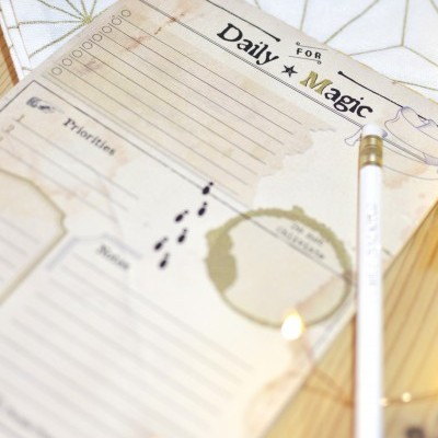 Planner  Daily ★ Magic