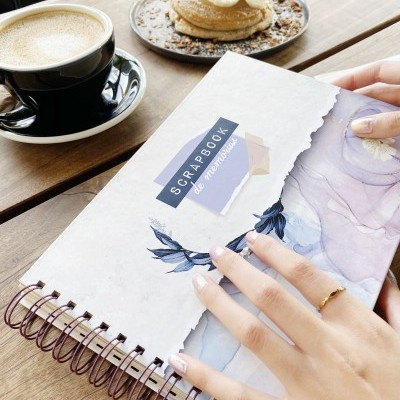 Scrapbook de Memórias