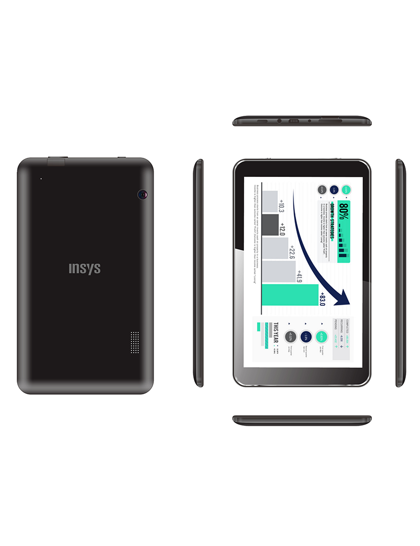 Tablet 7p KT9-70R 1GB|16GB|2 Cam| Android 8.1 Oferta Bateria Extra