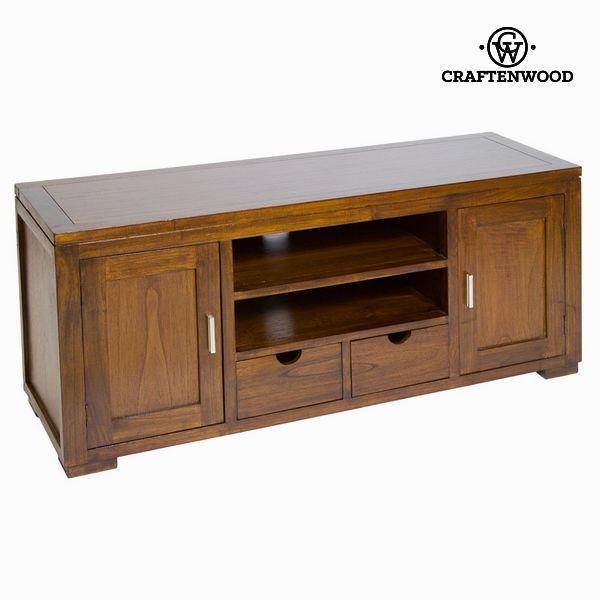 Móvel TV madeira de acácia