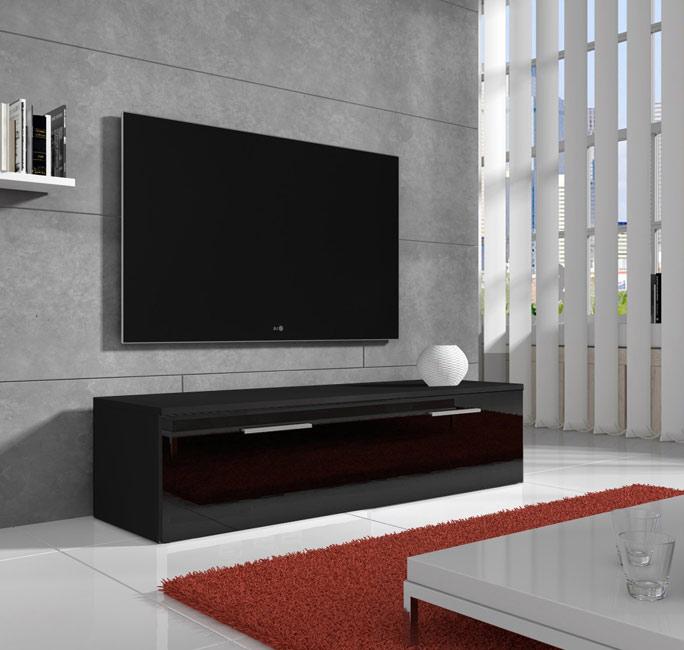 Móvel de TV Apri 1 metro com arrumação